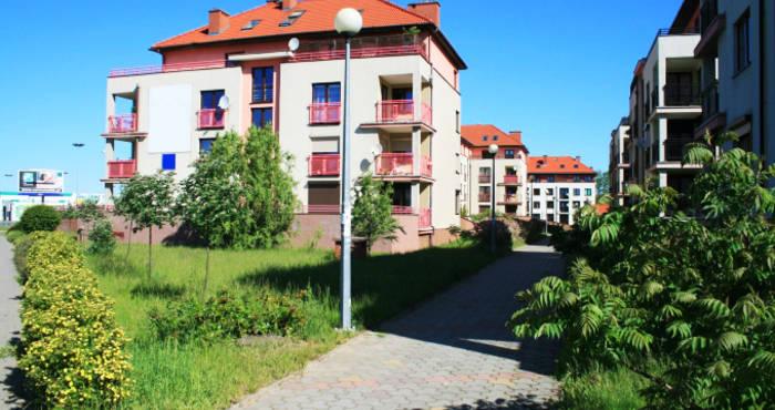 Osiedle Kapitanów w Szczecinie