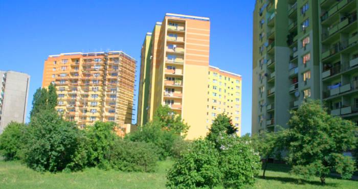 Osiedle Reda w Szczecinie
